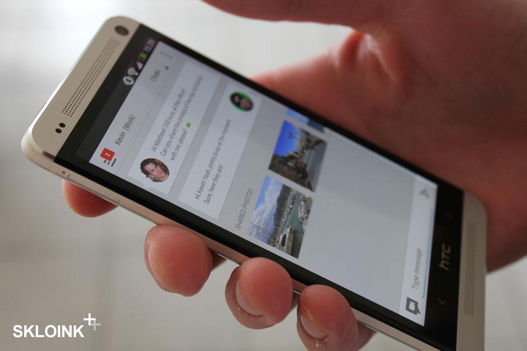 Google Babble gelekte foto Skloink